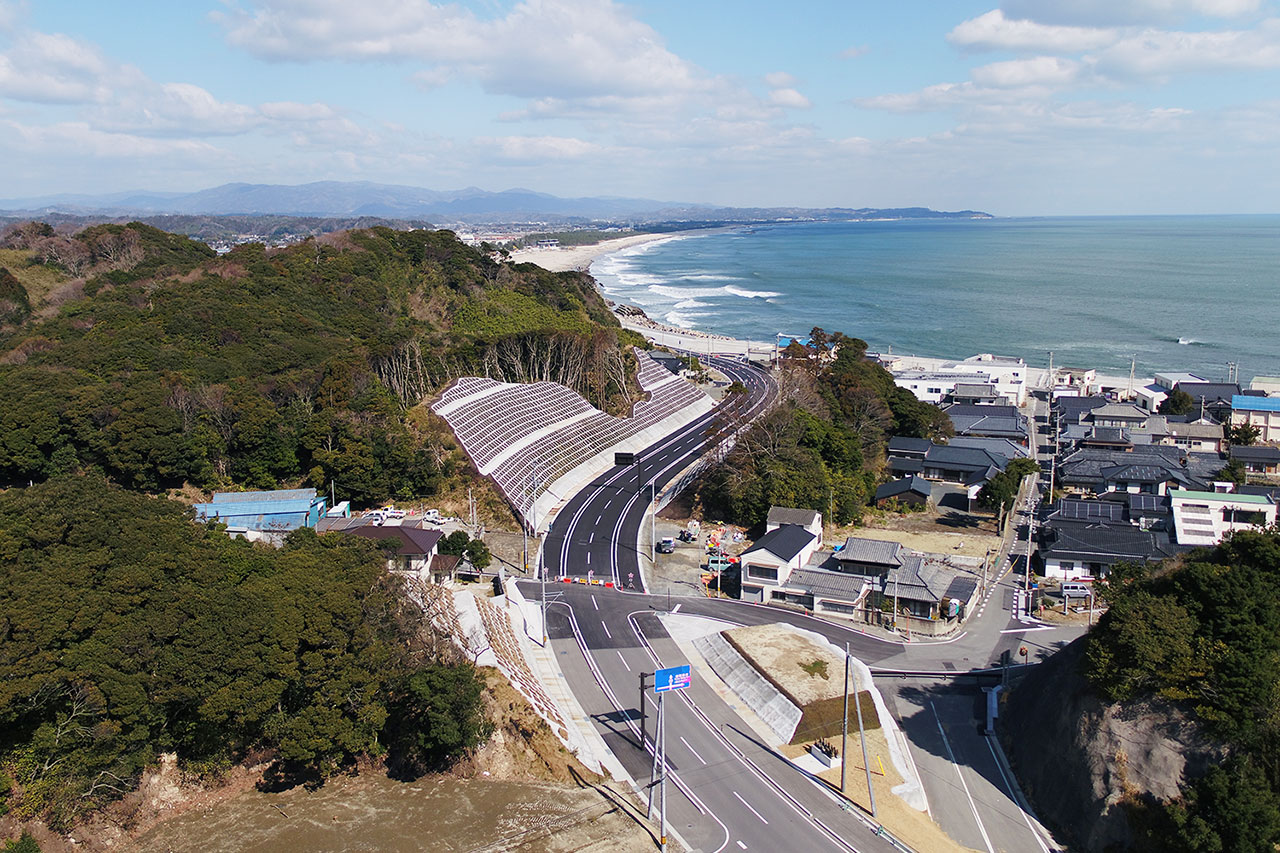 道路橋りょう整備工事
